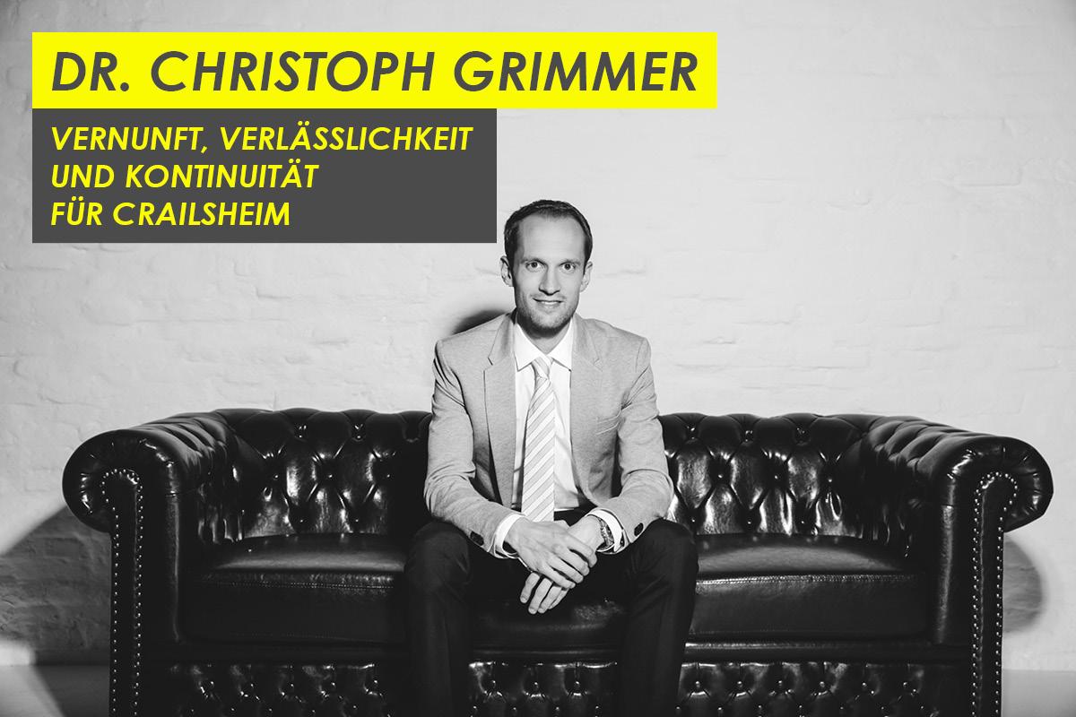 Dr. Christoph Grimmer